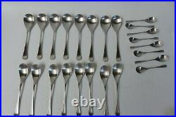 Robert Welch RW2 Satin Cutlery Set 56 Piece/8 Place Settings