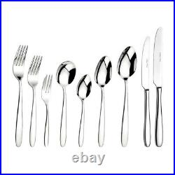SALE Arthur Price Vision 76 Piece 18/10 Stainless Steel Cutlery Set NEW