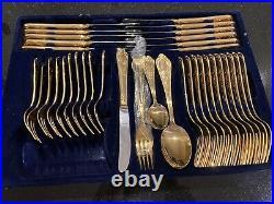 SBS-Bestecke Solingen 70 Piece Cutlery Set 18/10-Edelstahl-Rostfrei sBs