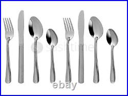 Special Offer 32 Piece Stainless Steel Cutlery Set Knives Fork Spoon Teaspoon