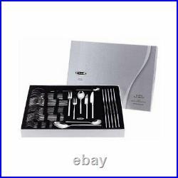 Stellar Rochester 44 Piece Cutlery Set Gift Box 18/10 SS Lifetime Guarantee