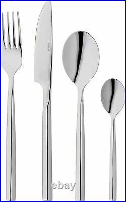 Stellar Rochester 58 Piece Cutlery Set Mirror Polished 18/10 S/Steel Dishwasher