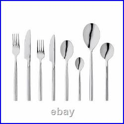 Stellar Rochester 58 Piece Polished Stainless Steel Cutlery Set Serves 8