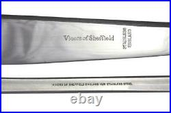 VINERS Cutlery DESIGN 70 Pattern 50 Pcs Canteen Set for 6