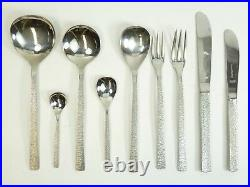VINERS Cutlery STUDIO Pattern 50 piece Canteen for 6