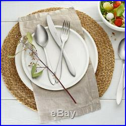 Villeroy & Boch Arthur Collection 68 Piece 18/10 Stainless Steel Cutlery Set