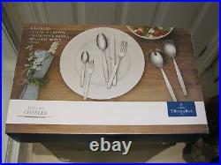 Villeroy & Boch Charles Cutlery for 12 People 68 Pieces Stainless Steel RRP £325