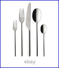 Villeroy & Boch Ella Cutlery Set 30 Pieces Stainless Steel Genuine For 6 People