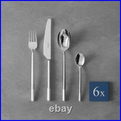 Villeroy & Boch Ella Satin 24 Piece Cutlery Set