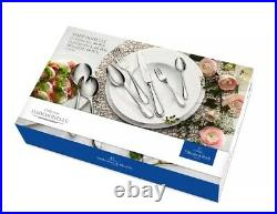 Villeroy & Boch Mademoiselle 68 Piece 18/10 Stainless Steel Cutlery Canteen Set