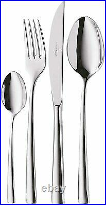 Villeroy & Boch Piemont Cutlery Gift Box 24 Pieces Set 18/10 Stainless Steel