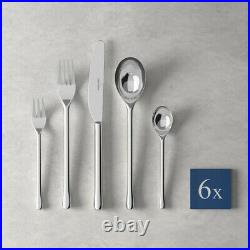 Villeroy & Boch Udine 30 Piece Cutlery Dining Set