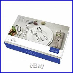 Villeroy & Boch Victor Collection 68 Piece 18/10 Stainless Steel Cutlery Set