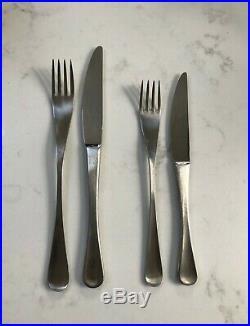 Vintage 82 Piece Set of Alveston Old Hall Stainless Steel Cutlery