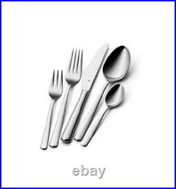 WMF Cutlery Set 30-Piece for 6 People Boston Cromargan 18/10 Stainless Steel