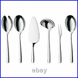 WMF Cutlery Set 66-Piece for 12 People Boston Cromargan 18/10 Stainless Steel Po