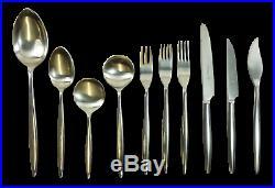 WOSTENHOLM Cutlery MONTE CARLO Pattern 60 Piece Set for 6