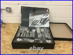 ZWILLING Cutlery Set, Stainless Steel, Silver 68 Piece Set
